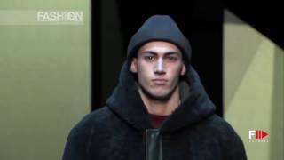 GIORGIO ARMANI Fall Winter 2017 2018 Menswear Milan by Fashion Channel