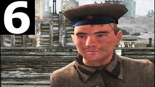 Call Of Duty 1 Walkthrough Gameplay Part 6 - Single Player Campaign (No Commentary) (COD 1 2003)