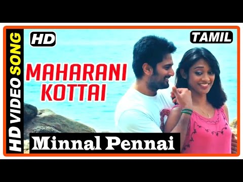 Maharani Kottai Tamil Movie | Songs | Minnal Pennai Song | Richard Ravi | U K Murali
