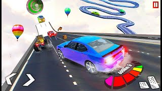 Ramp Car Stunt Races GT Car Impossible Stunts Game - Impossible Car Ramp Games - Android GamePlay screenshot 4