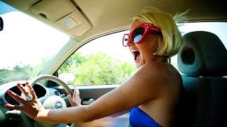 Каршеринг для блондинок: Подводные камни нового сервиса проката авто(Где взять машину на час? И что будет, если через час арендованный автомобиль окажется на окраине города..., 2017-01-31T10:51:16.000Z)