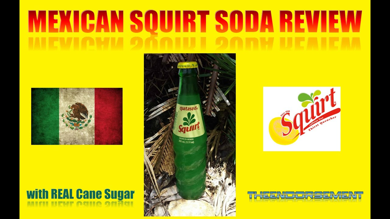 squirt mexican
