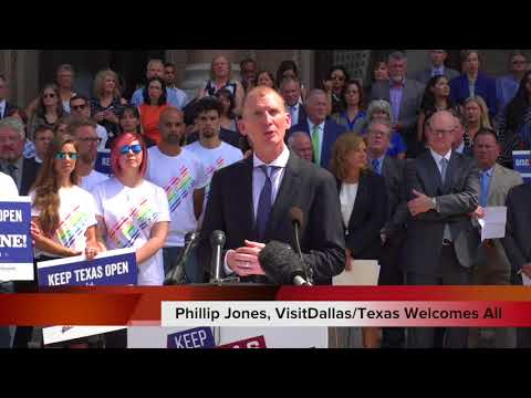 Keep Texas Open For Business