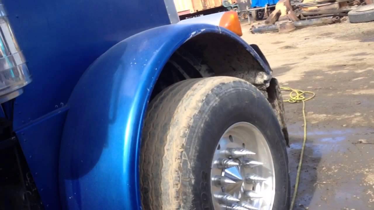 Wicked Peterbilt 379 Dump Truck - Caribbean Truckers United
