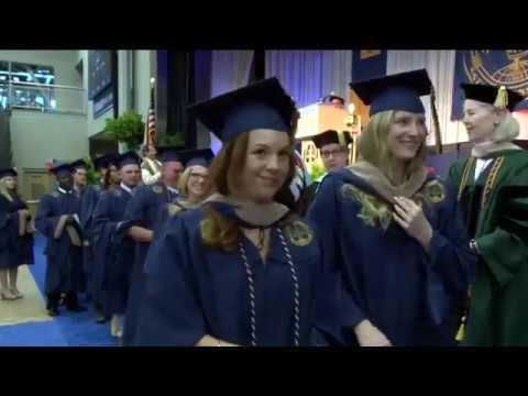 Neumann University Graduate Commencement 2019 mp4