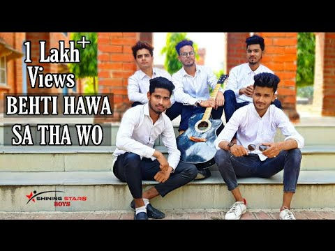 Behti Hawa Sa Tha Wo Cover Song || Friendship Heart Touching Story