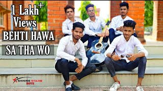 Gambar cover Behti hawa sa tha wo Cover Song || Friendship Heart touching story