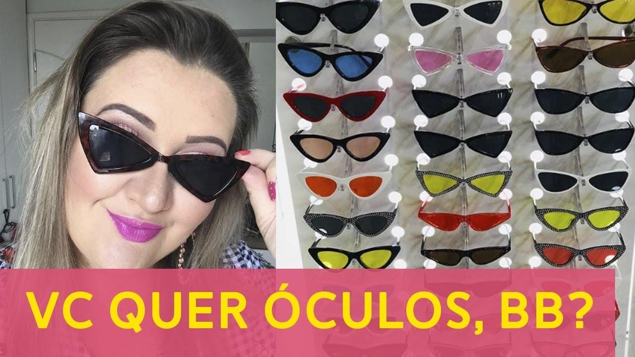 751bfd654f5e1 TOUR na REI DOS ÓCULOS - Onde compro óculos na 25 de Março - YouTube