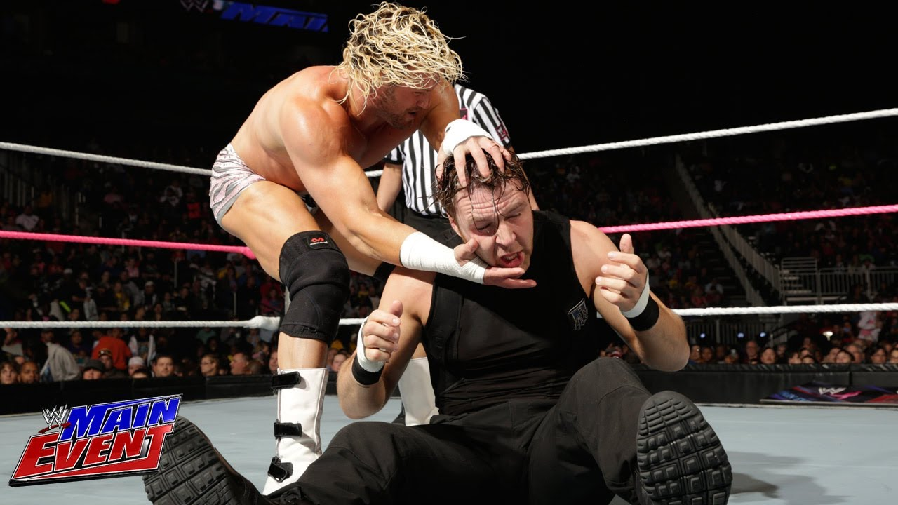 Dean Ambrose vs. Dolph Ziggler - United States Championship Match: WWE ... Dolph Ziggler World Heavyweight Champion