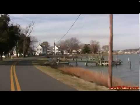 Eastern Shore Maryland - Hoopers Island Maryland - YouTube