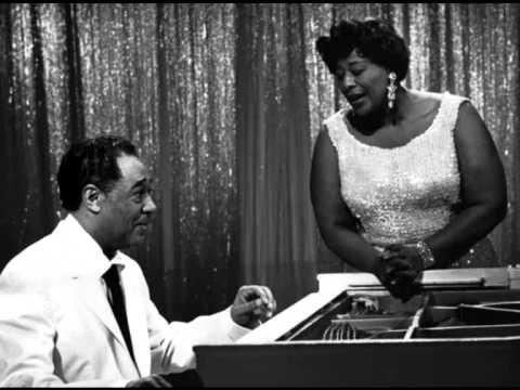 Ella Fitzgerald & Duke Ellington - Lullaby of Birdland