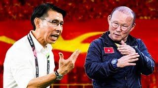 Ngông Hơn Thái Lan▶️HLV Malaysia Coi Thường Việt Nam Ở WC 2022, Xem Lại Đáp Trả Cực Gắt Của ThầyPark