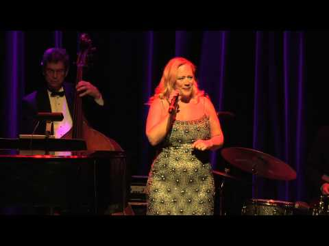 Anne and Mark Burnell sing at the Chicago Cabaret Professionals 2014 Gala