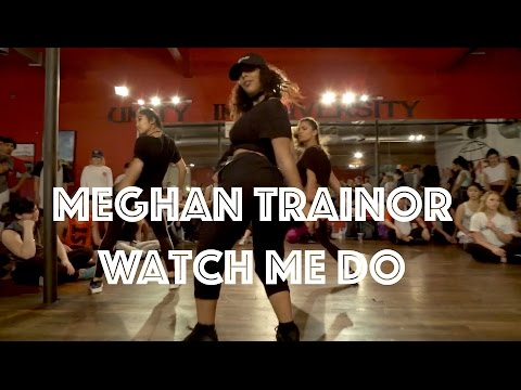 Meghan Trainor - Watch Me Do   Hamilton Evans Choreography