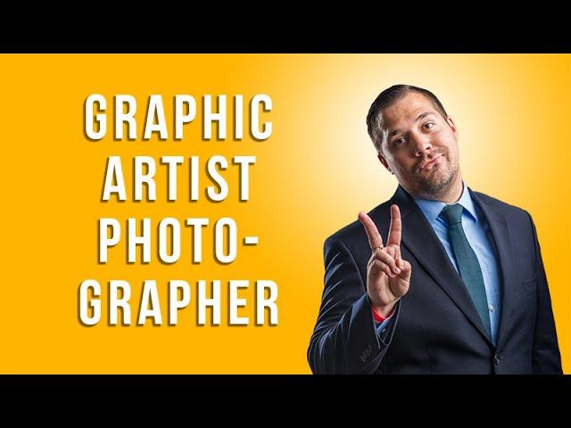 Graphic Artist Photographer with Dan Frievalt