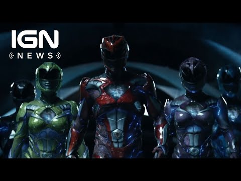 Power Rangers Movie Sequel in the Works -...