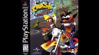 Crash Bandicoot WARPED #1