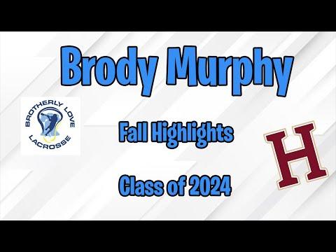 Brody Murphy Fall