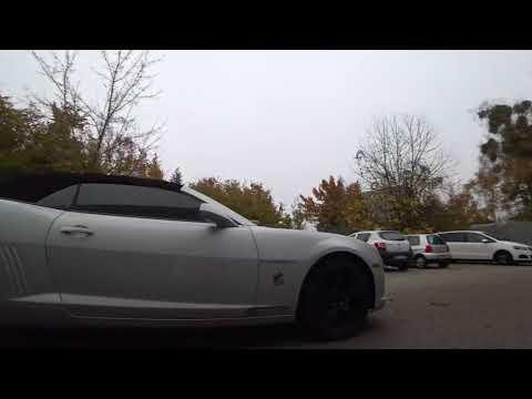 Berlin Motors US Cars Import. 2011 Chevrolet Camaro Start Up Transport / US Car TÜV/ Umrüstung