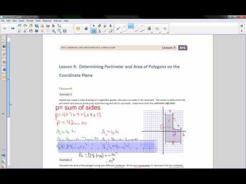 Math 6 Module 5 Lesson 9 Video