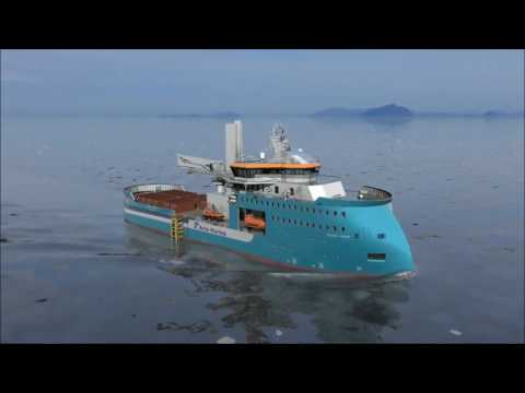 Acta Marine contracts wind vessel