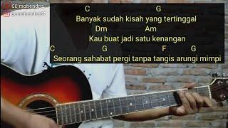 Kunci Gitar SELAMAT JALAN - Tipe X | By GE Mahendra