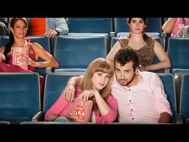 How to Make Out at the Movies | Kissing Tutorials Travel Video