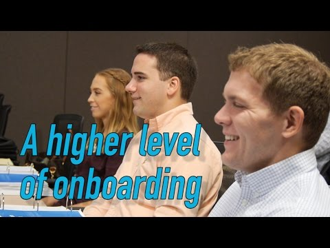 Feature Spotlight - A higher level of onboarding