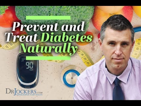 How to Prevent and Beat Diabetes with Dr Brian Mowll