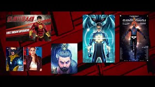 TOP 5 UPCOMING INDIAN SUPERHERO MOVIES/superheros  in bollywood|Most Powerful Indian Superhero Hindi