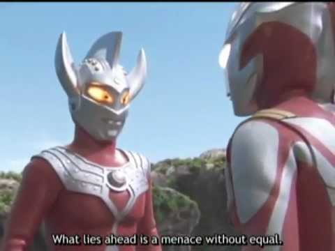 Taro! Ultraman Number Six! Ultraman Taro & Mebius vs Imperializer