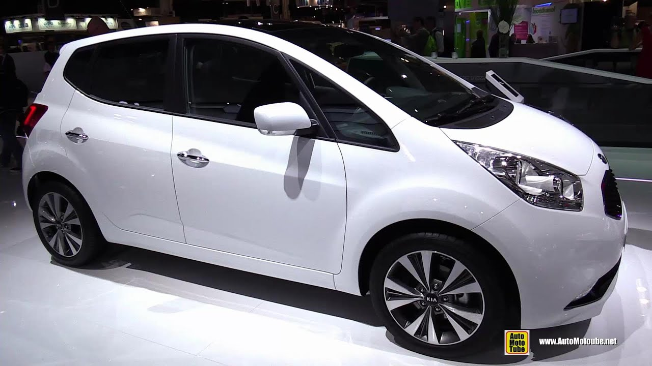 2015 kia venga crdi exterior and interior walkaround 2014 paris auto show youtube. Black Bedroom Furniture Sets. Home Design Ideas