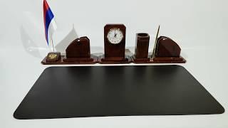 Настольные наборы для руководителя из обсидиана, артикул 4006(, 2018-09-11T10:05:36.000Z)