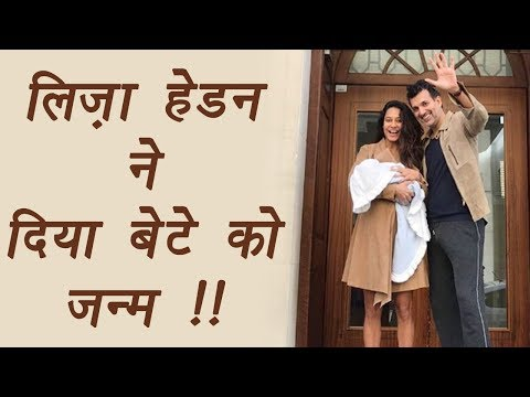 Thumbnail: Lisa Haydon BLESSED with a BABY BOY, names him ZACK LALVANI | FilmiBeat