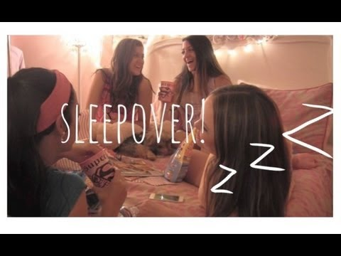 Sleepover Outfit, tips, ideas + essentials!☽☆