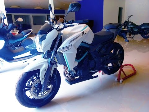 Eider CFMOTO 650NK  650 CC Bike First Look INDIA  | Launch Soon in India |
