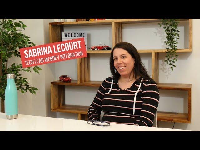 360KmH - Sabrina Lecourt