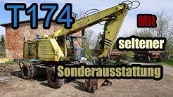 VEB Weimar T 174E Vorstellung und Motor Start