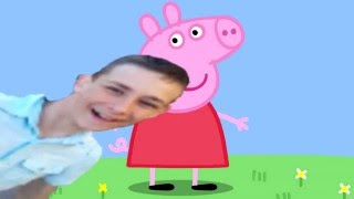 Свинка Пеппа и весёлый урок труда