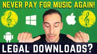 Best Free Music Download Sites 2021 (Pc, Android, Mac) screenshot 4