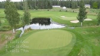 Par 3 - Kuortane Golf