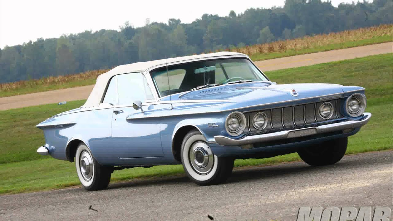 Plymouth fury 1962
