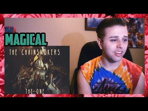 THE CHAINSMOKERS - THE ONE (AUDIO) (REACTION)