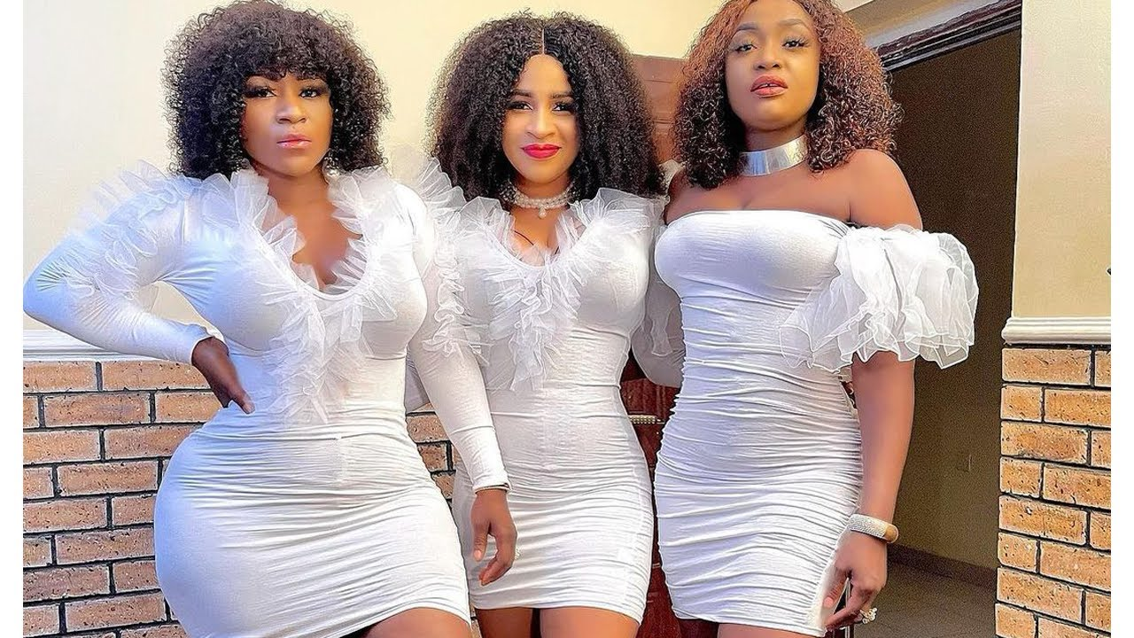 Download THREE ELEGANT PRINCESSES {COMPLETE MOVIE| - DESTINY ETIKO|2021 LATEST NIGERIAN NOLLYWOOD MOVIE