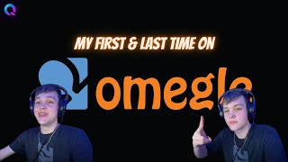 My First & Last Time On Omegle...