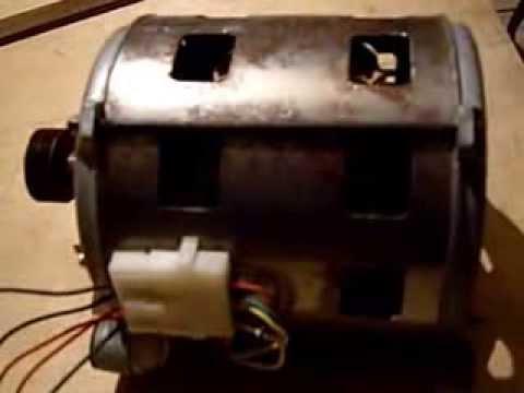 стиральная машина запуск