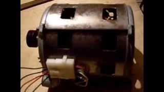 стиральная машина запуск мотора(Подключение мотора стиральной машины индезит 401., 2013-03-15T16:17:29.000Z)