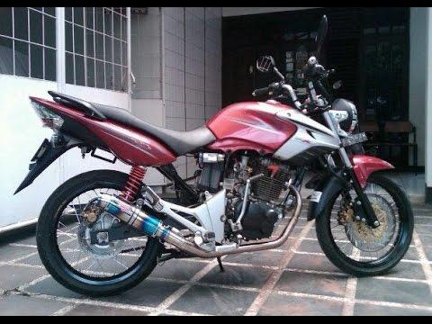 contoh modifikasi motor honda tiger revo