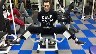 Комплекс упражнений для новичков от Елены Мурыгиной. Красота, здоровье и ЗОЖ с КОРАЛЛОВЫМ КЛУБОМ.