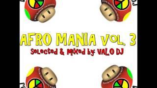 anteprima AFRO MANIA vol. 3 - VALO DJ